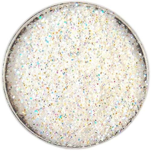 RAINBOW SUPER WHITE DISCO CAKE (6 GRAMS each container) cakes, cupcakes, fondant, decorating, cake pops ()