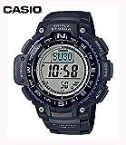 CASIO スポーツギア トリプルセンサー SGW-1000-1A デジタルコンパス 高度計 気圧計 温度計 登山 トレッキング [並行輸入品]