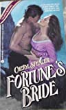 Fortune's Bride, Cheryl Spencer, 0380757257
