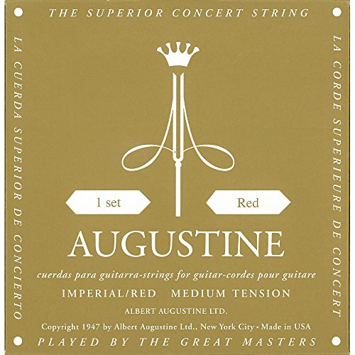 Augustine Classical Guitar Strings (HLSETIMPRED)