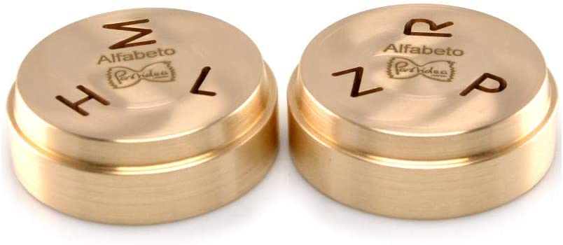Bandeja para Masa para Kenwood AT910 KAX 910 y Philips Pastamaker Matrize (Alphabet HLM-PRZ): Amazon.es