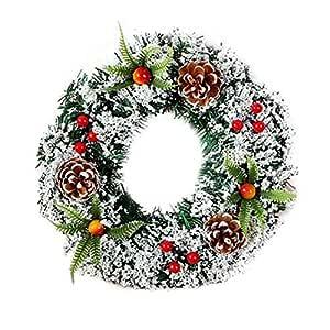 Simulated Christmas Tree Decoration Celebration Lace-30CM