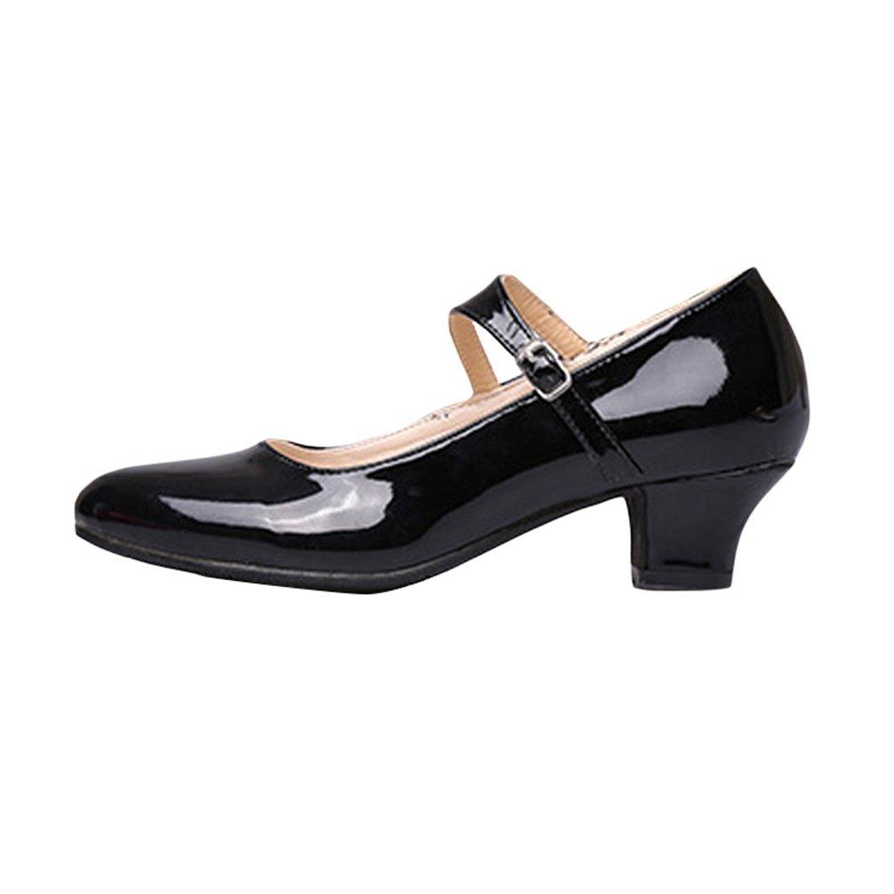 Lihaer Scarpe da Sera delle Donne Eleganti Scarpe da Ballo Latin Professionali Sandali Estivi Traspiranti