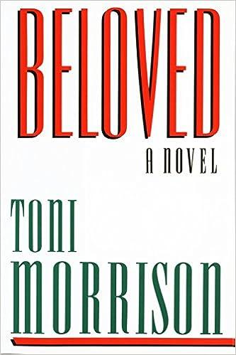 Amazon.com: Beloved (9780394535975): Morrison, Toni: Books