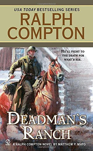 book cover of Dead Man\'s Ranch