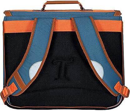 Orange Cartable 41 Tanns Les Signatures Rafa/ël Bleu