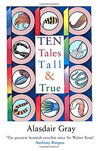 book cover of Ten Tales Tall and True
