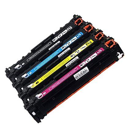 Cartucho de tóner de Repuesto para HP Laserjet Pro CP1025 1025nw ...
