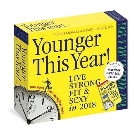 Sexy desk calendar