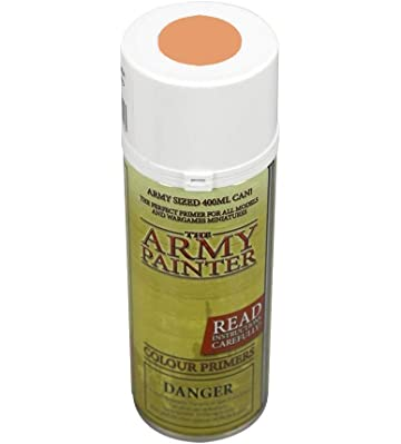 Amazoncom The Army Painter Color Primer Army Green 400 Ml 135