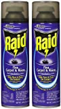 Raid Flea Killer Carpet & Room Spray, 16 OZ (Pack - 2)