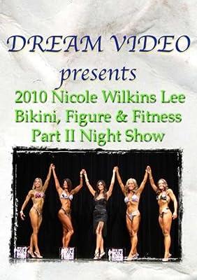 2010 Nicole Wilkins Lee & Natural Michigan Women NIGHTSHOW