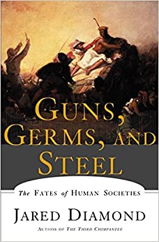 Image result for guns germs and steel book