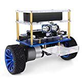 ELEGOO Tumbller Self-Balancing Robot Car Kit Compatible with Arduino, STEM Kits STEM Toys for Kids