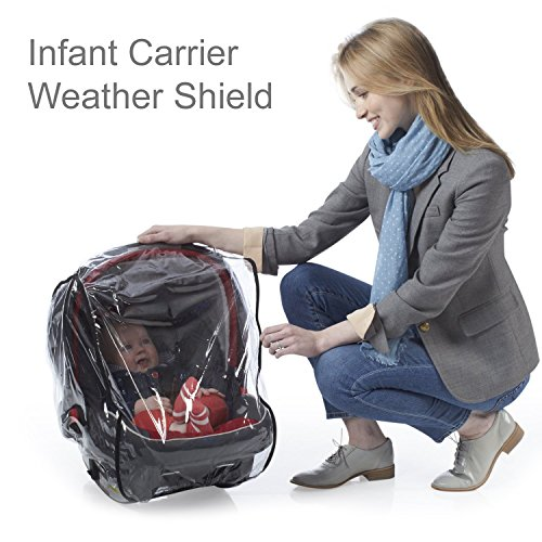 infant car seat weather cover - 7