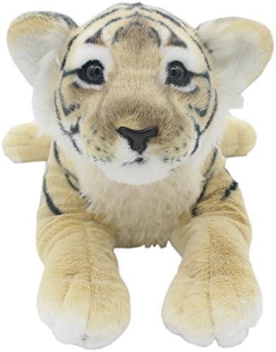 TAGLN Realistic Animals Stuffed Lifelike