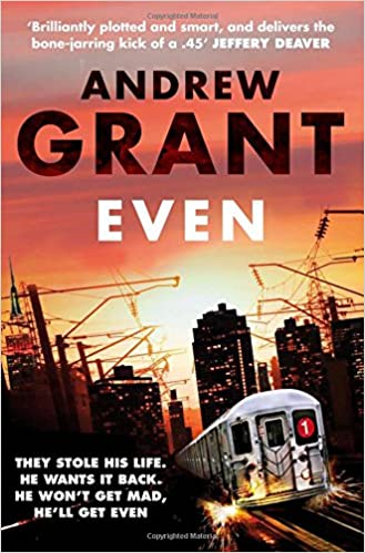 EVEN (David Trevellyan Thriller 1)
