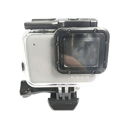 KOBWA Carcasa para cámara GoPro Hero 7 Silver/Hero 7, color ...