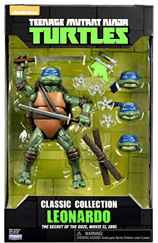 Teenage Mutant Ninja Turtles Leonardo Classic Collection (Teenage Mutant Ninja Turtles Bad Guys)