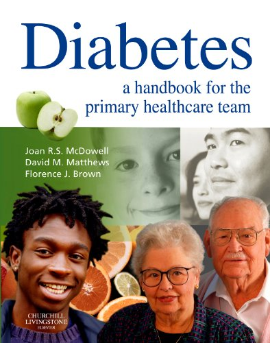 Diabetes: A Handbook for the Primary Healthcare Team Pdf