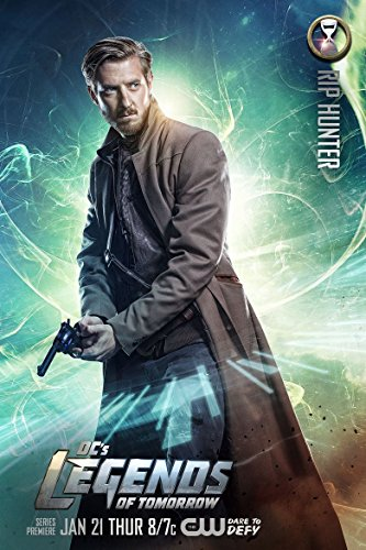 DCs Legends of Tomorrow Movie Poster 18'' X 28