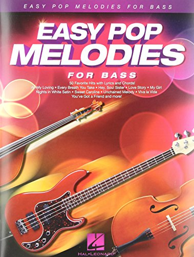 (Easy Pop Melodies: For Bass)