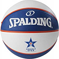 Spalding Euroleague Basketbol Topu