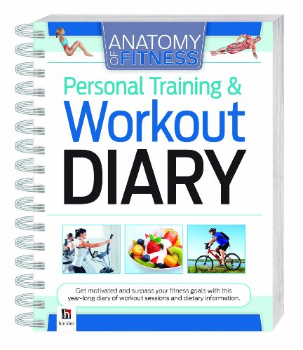(Anatomy of Fitness Personal Training and Workout Diary)