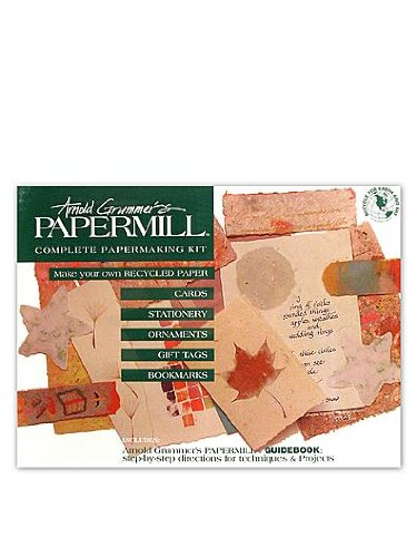 Arnold Grummer's Papermill Complete Papermaking Kit paper making kit Arnold Grummer' s