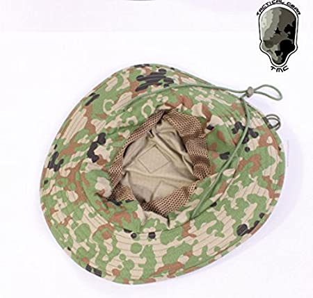 faa1a83e3de TMC MC Boonie Hat ( JGSDF ) for tactical airsoft game  Amazon.co.uk  Sports    Outdoors