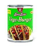 Loma Linda Low Fat Vege-Burger - 19 oz. (Pack of 6)