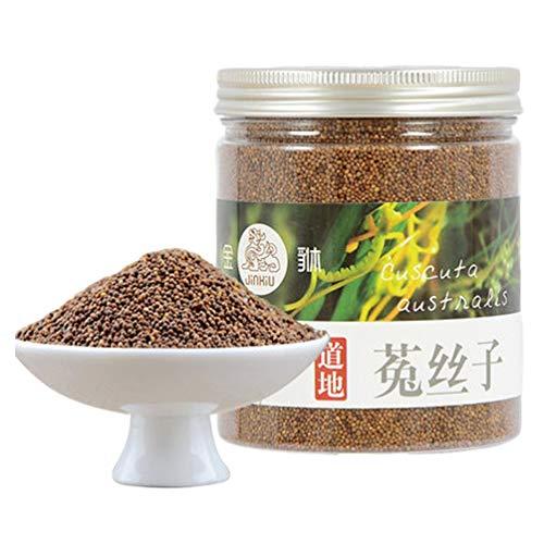 Dodder Seed - OUZ123 Natural Cuscuta Chinensis Lam Dodder Seed Chinese Medicinal Materials Tusizi Tu Si Zi 菟丝子 300g/10.6oz