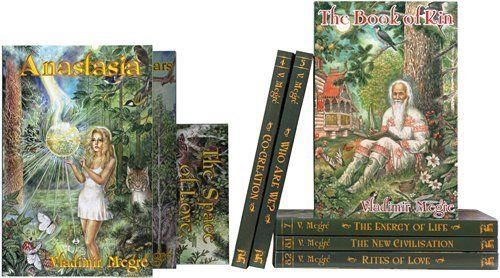 Ringing Cedars Series - Ringing Cedars Series Original First Edition Full Set