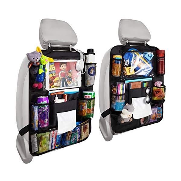 2 Pack Car Backseat Organizer