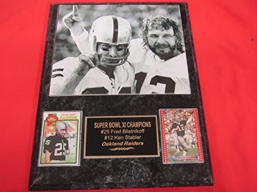 Oakland Raiders Plaque - 7