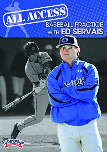 Championship Productions All Access Baseball Practice with Ed Servais ()