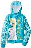 Disney Girls' Frozen Elsa Hoodie