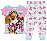 Nickelodeon Paw Patrol Little Girls 12m - 5t Skye Marshall 2pc Pajamas (12M)