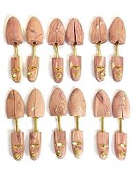 Cedar Elements Little Wholesale Program - Cedar Shoe Trees - 6 Pairs Free Shipping