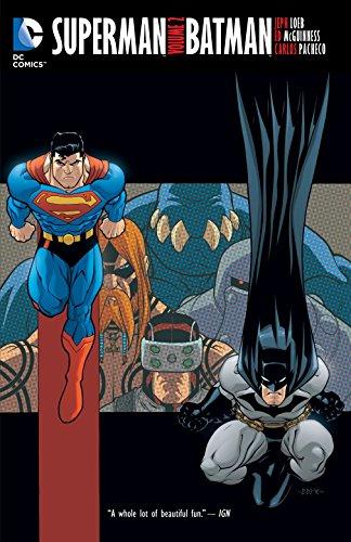 Series Pacheco (Superman/Batman Vol. 2)