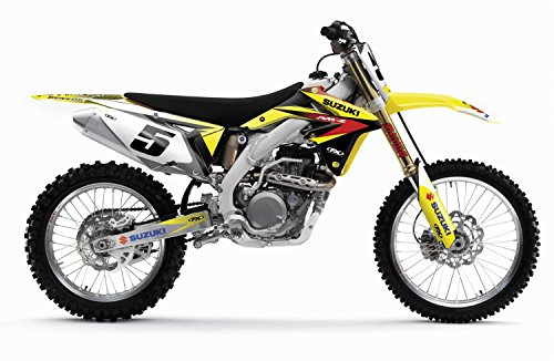 Factory Effex (17-01438 Shroud/Airbox Graphic Kit