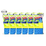 Spongezz Just Great Sponges (7 In 1 Pack) (Pack of 6)