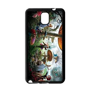 Fashion Cheshire Cat Personalized Samsung Galaxy Note 3 Case Cover hjbrhga1544