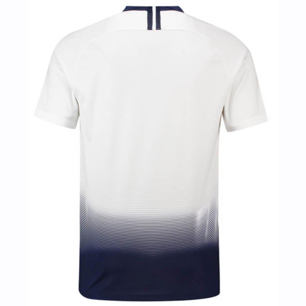 2018-2019 Tottenham Tottenham Tottenham Vapor Match Home Nike Football Soccer T-Shirt Trikot (Toby Alderweireld 4) 5915ed
