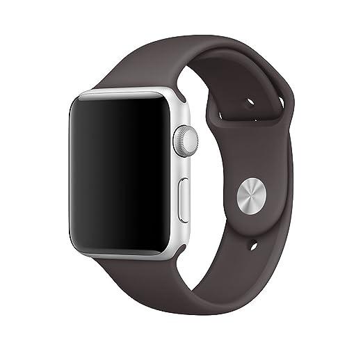12 opinioni per Cinturino Apple Watch, XMDirect morbido Silicone Sport Band Cinturini di