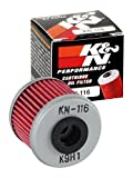 Kyпить K&N KN-116 Motorcycle/Powersports High Performance Oil Filter на Amazon.com