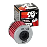 K&N KN-116 Motorcycle/Powersports High Performance Oil Filter
