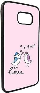كفر جالكسي  اس 7 بتصميم رومانسي - طيور الحب