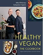 Healthy Vegan The Cookbook: Vegan Cooking Meets Nutrition Science