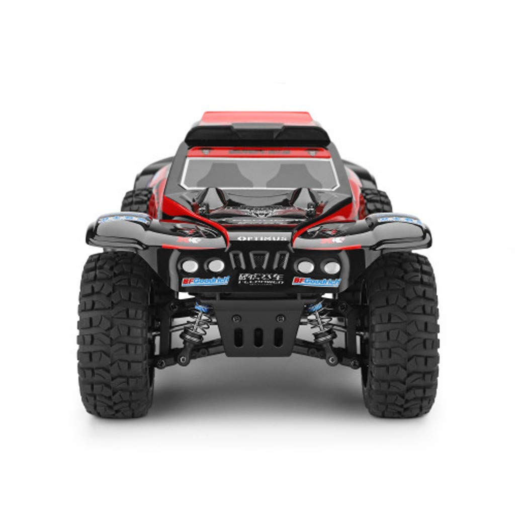 Hot  Wl 540 Brush Motor RC Off-Road Car 1:12 2.4G 4WD 60km/h High Speed Radio Remote Control Car Racing, RC Car Toys for Kids Age 8+ (red) by Hisoul (Image #5)
